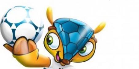 Queremos um nome decente para o Mascote da Copa 2014