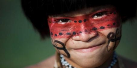 VAMOS IMPEDIR O SUICIDIO COLETIVO DOS ÍNDIOS Guarani-Kaiowá