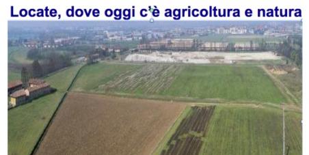 Fermiamo il nuovo outlet nel cuore del parco agricolo sud Milano