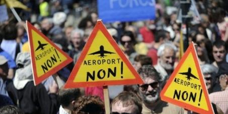 Abandonnez le projet d'Aéroport à Notre-Dame-des-Landes!