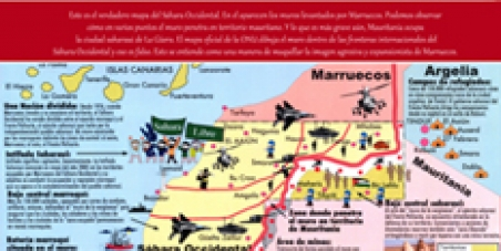 Independencia de la Republica Árabe Saharaui Democrática, última colonia africana