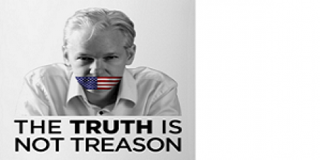 Julian Assange - no U.S. extradition!