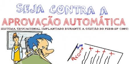 Fim da Progressão Continuada nas Escolas Públicas Paulistas