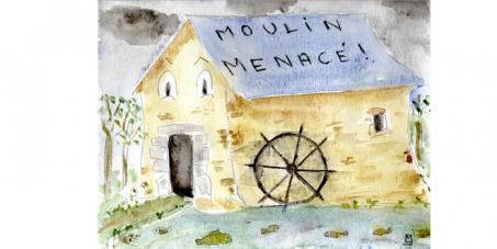 Moulins menacés