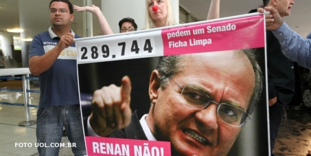 Impeachment do Presidente do Senado: Renan Calheiros