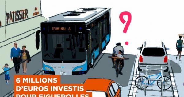 Pétition pour l'aménagement d'une piste cyclable rue du Faubourg Figuerolles