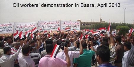 End Iraq government repression of trade unions