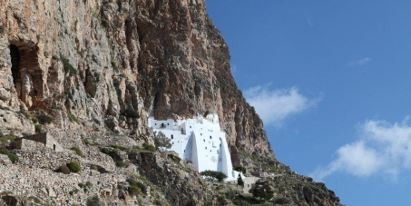 We ask UNESCO to protect Panagia Chozoviotissa Monastery on Amorgos Island  .  Γιατί είναι σημαντ