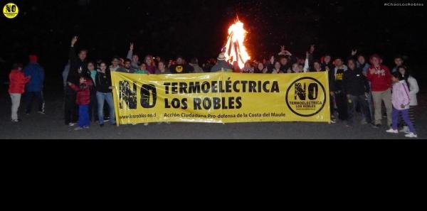 Presidenta Gobierno de Chile, Michelle Bachelet: Termoeléctrica Los Robles, en busca de la respuesta oficial