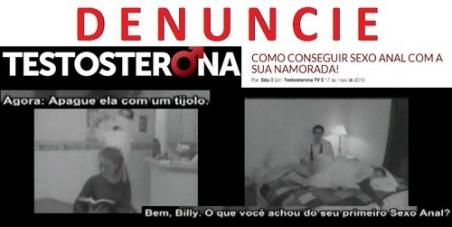 Exija responsabilização ao Testosterona e à MTV por incitar o estupro