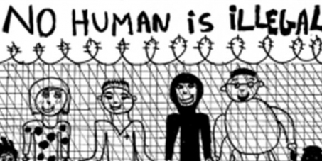 Shut down the Detention Centers for Migrants - Να κλείσουν τα Κέντρα Κράτησης Μεταναστών -