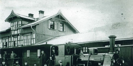 Herr Generalkonservator Pfeil vom Landesamt für Denkmalpflege in München: Bitte retten Sie den Bahnhof Füssen.