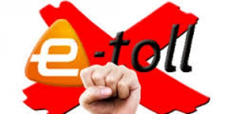 Stop E-toll in South Africa