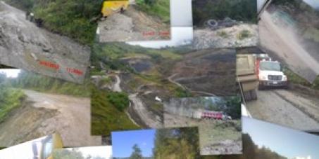Responsabilidad Ambiental y social de la empresa Minera en Ubala, Colombia