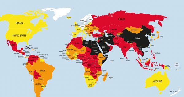 GEEN subsidiestop van Nederlandse overheid op wereldwijde persvrijheid projecten