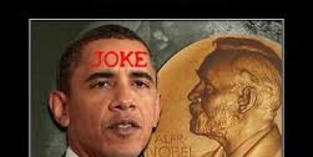 Nobel Prize Committee: Take away Barack Obama Nobel Prize for Peace