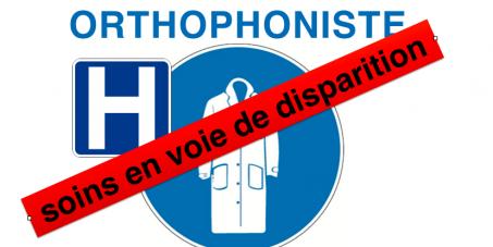 Premier Ministre, Manuel Valls : résoudre d'urgence le problème de la disparition des soins orthophoniques hospitaliers
