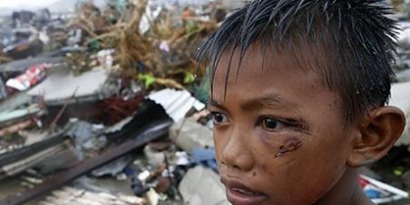 Поддержим филиппинцев