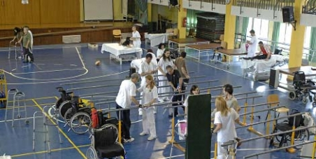 ¡Salvemos el Hospital Nacional de Parapléjicos!