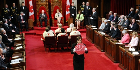 Remove Stephen Harper as Prime Minister of Canada