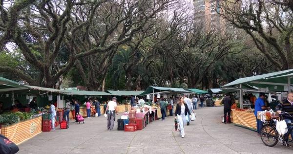 Pelo retorno da Feira Organica do Modelódromo do Ibirapuera na Praça Ayrton Senna