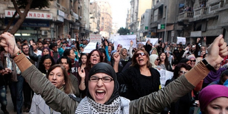 Stop Sexual Violence Against Women in Egypt!