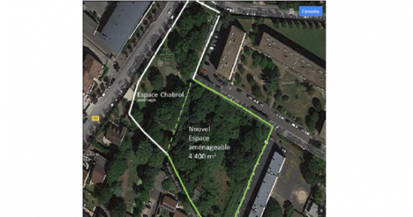 M. Le Maire de Palaiseau: Agrandissez le Parc Jean-Pierre Chabrol à Palaiseau