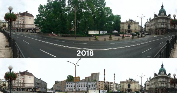 Petycja przeciwko wycince drzew przy linii kolejowej 139 w centrum Bielska-Białej