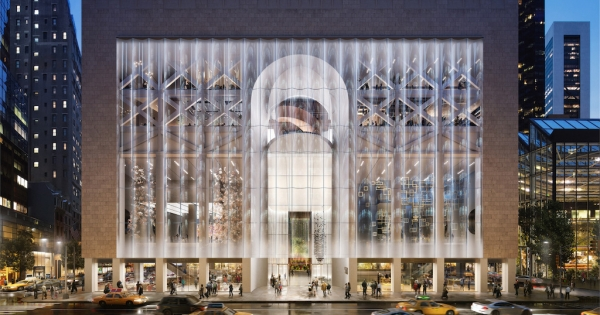 Olayan Group, Chelsfield, Snøhetta architects, mayor of New York: Save the AT&T Building