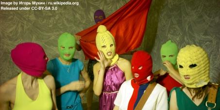 Pardon Pussy Riot members