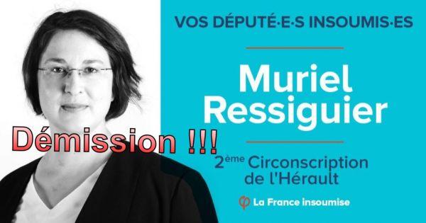 Les citoyens de Montpellier: Pour la démission de Muriel Ressiguier