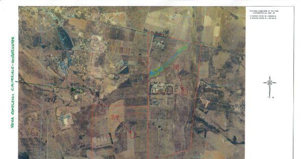 Volevamo l'attenzione delle Autorità italiane per fare opposizione al progetto di apertura di una miniera di diamanti vicino al Cimitero Militare Italiano di Zonderwater.