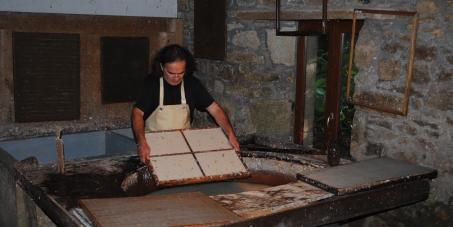 Réimplanter notre Moulin à Papier dans un lieu plus accueillant