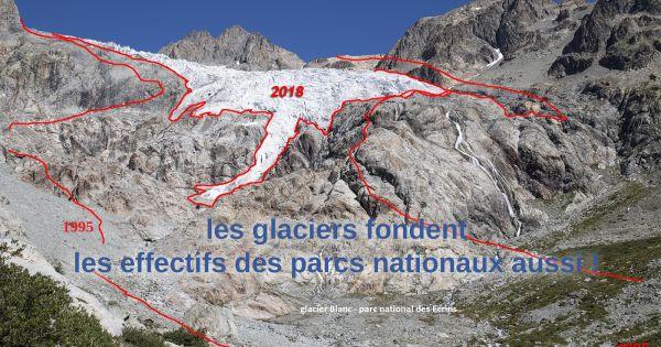 Parcs nationaux français en danger