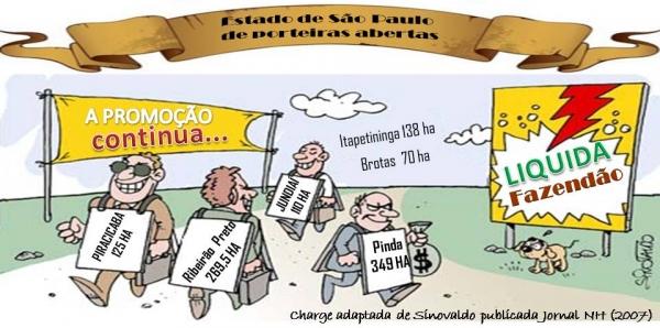 Associação dos Pesquisadores do Estado SP: GOVERNO DO ESTADO DE SP QUER VENDER ÁREAS DE PESQUISA CIENTÍFICA. DIGA NÃO!!!