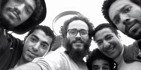 "Egyptian Authorities : In Defense of Laughter, in Solidarity with ""street Children"" group"