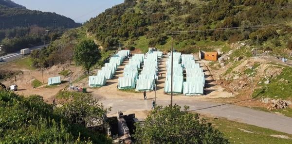 Για την μετεγκατάσταση των προσφύγων από το Εσκι-Καπού (Χαλκερό Καβάλας)