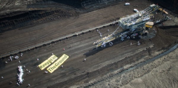KEEP VATTENFALL'S LIGNITE COAL RESERVES IN THE GROUND