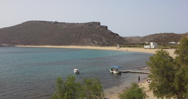 To the mayor of Mykonos, Greece: Help save one of the last remaining untouched beaches of Mykonos