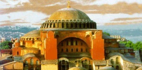 HAGIA SOPHIA-SIGN THE PETITION.  STOP the desecration of the world's heritage.