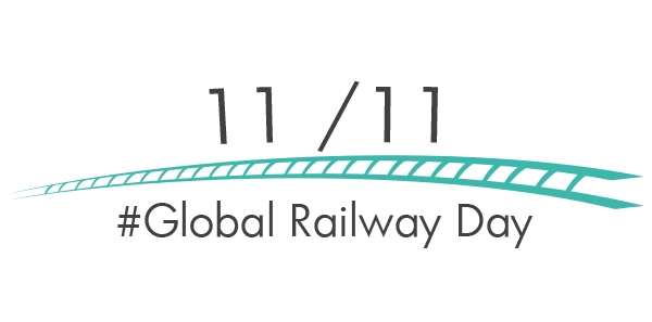 United Nations: International Railway Day on eleventh day of November