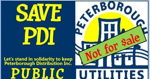 Peterborough City Council: Stop the Sale of PDI