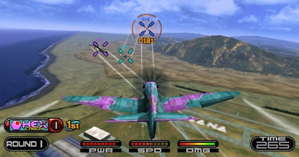 Sega America: Release Propeller Arena on Steam, Xbox Live, PSN and Nintendo Network.