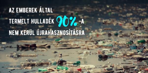 A környezetvédelemért felelős állami és európai hatóságok figyelmébe: VISSZAVÁLTHATÓ MŰANYAG PALACK ÉS ALU-DOBOZOKAT