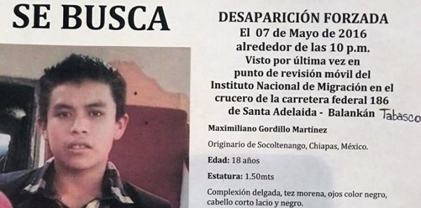 Procuradora Arely Gómez González titular de la PGR: La localización y presentación con vida de Maximiliano Gordillo