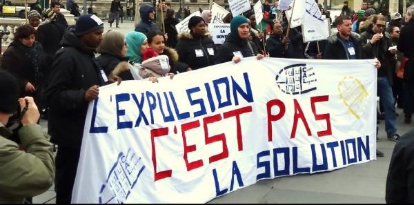 Ministre du logement, Préfet de Police et Préfet de Paris: Contre l'expulsion des ménages reconnus prioritaires DALO