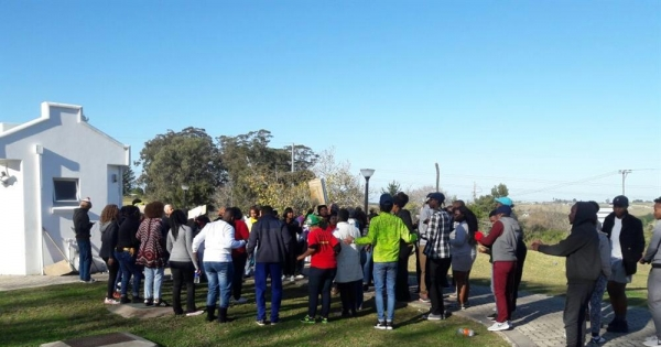 Nelson Mandela Metropolitan University : Remove Students from campus when they protest during test periods