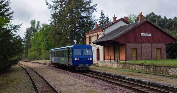 SNCF: Nous vous demandons de ne pas détruire la Gare de PRUNIERS