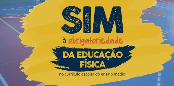 #SIMaEducaçãoFísica: MANIFESTO SIM À EDUCAÇÃO FÍSICA NO ENSINO MÉDIO