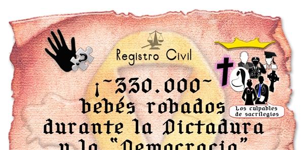 la sociedad española y la comunidad internacional: adhesión en apoyo a la querella argentina por el robo de bebés en esp